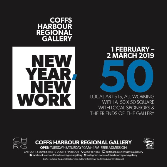 New Year - New Work Exhibition