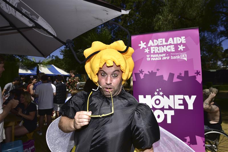 Adelaide Fringe wins bid to host 2020 Fringe World Congress