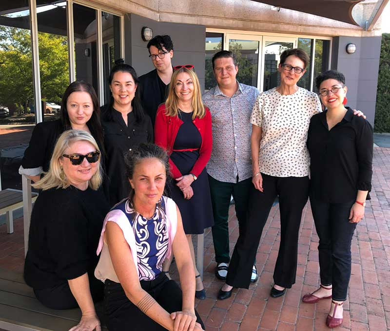 Leading contemporary arts bodies unite to develop long-term vision for Australia's arts agenda