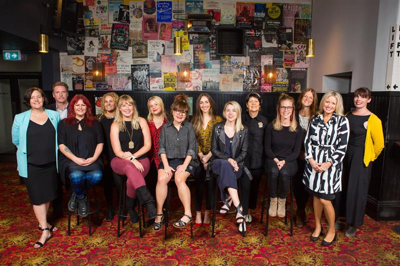 first women-only leadership program for music industry leaders