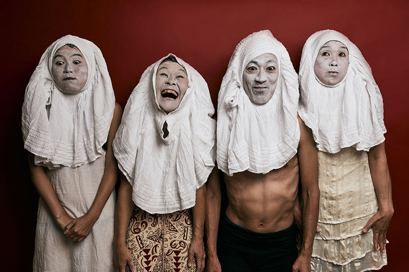 Butoh - the dance worlds punk rock