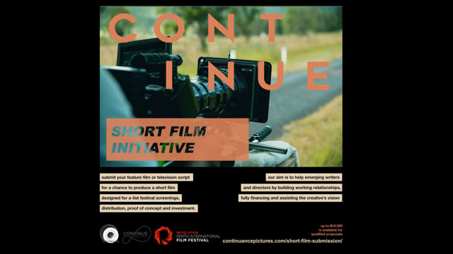 CONTINUE SHORT FILM TO FEATURE COMPETITION