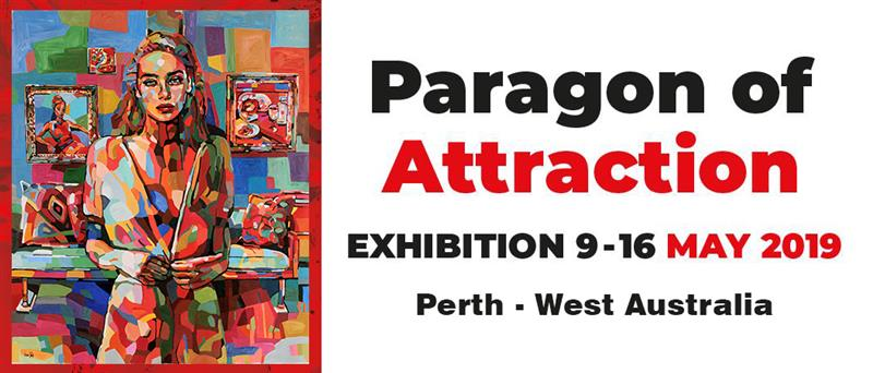 Paragon of Attraction - Art Exhibition