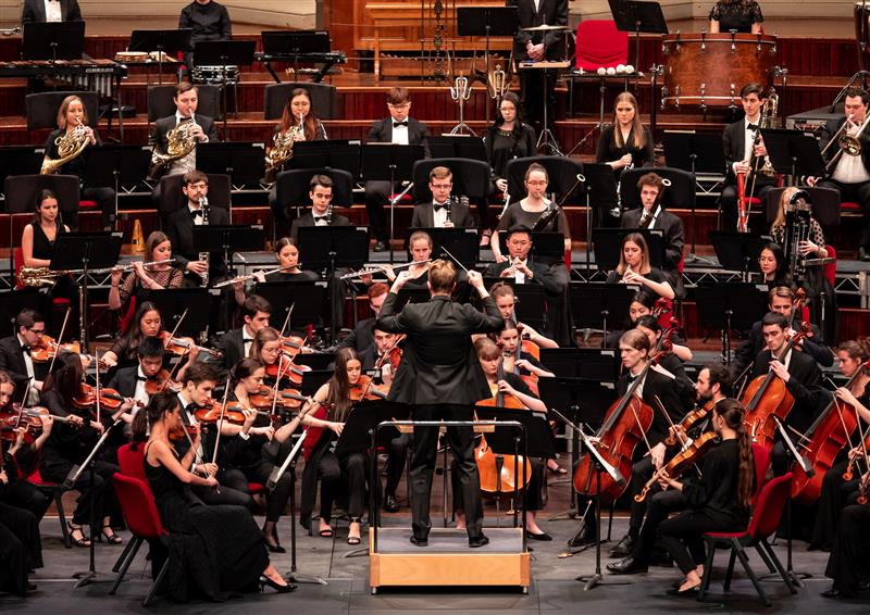 Australian Youth Orchestra to tour Europe and China in 2019