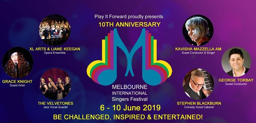Melbourne International Singers Festival 2019