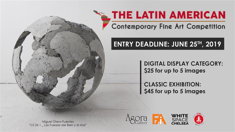 The Second Latin American Contemporary Fine Art Competition