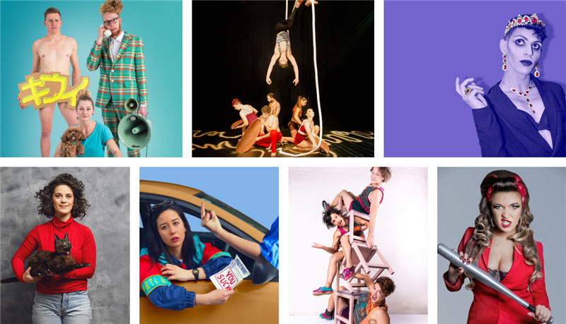 Bondi Feast brings comedy theatre cabaret and circus