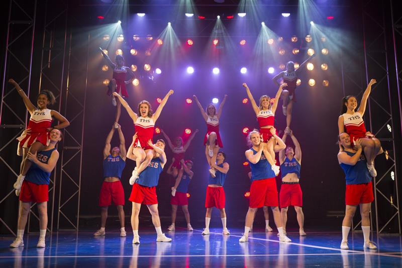 BRING IT ON THE MUSICAL - Cast Announced