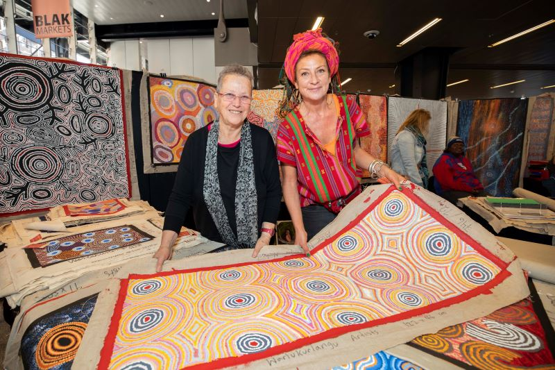 National Indigenous Art Fair announces packed weekend of entertainment