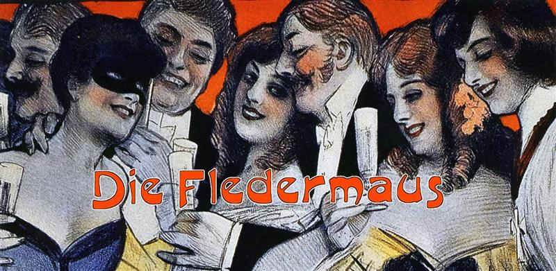 Gilbert and Sullivan Opera Victoria - Die Fledermaus