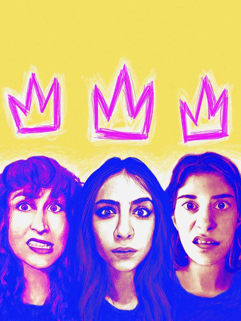 Princess Problems - Melbourne Fringe Festival @ Crowded in the Vaults