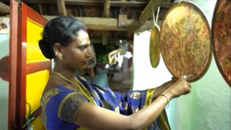 Under a magnificent Neem Tree – Atelier-Galerie Veepilaisakti opens in Madurai