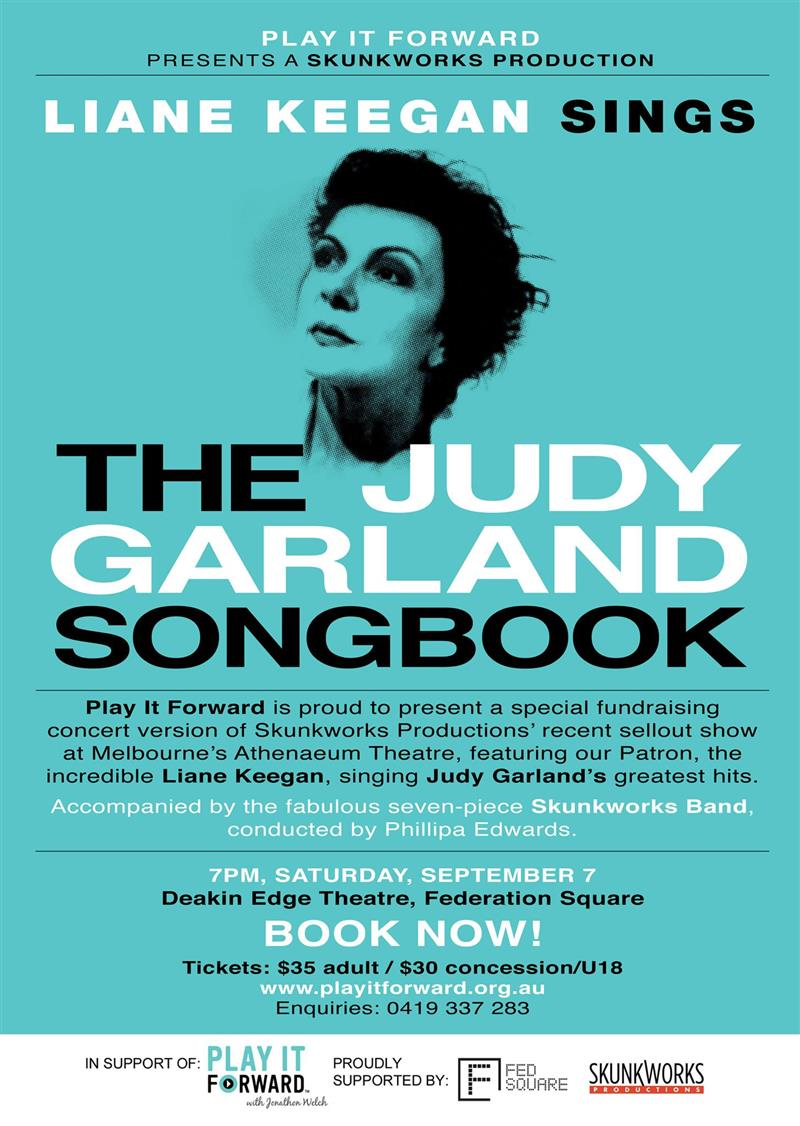 Liane Keegan Sings The Judy Garland Songbook