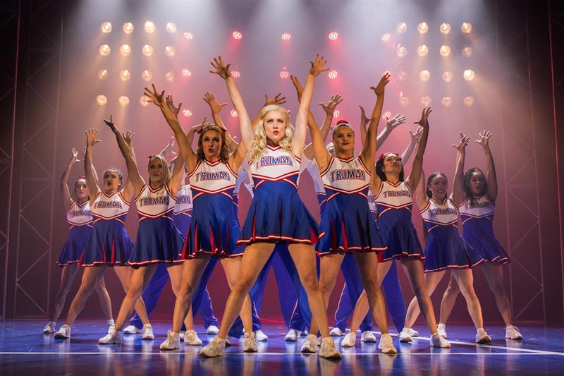 Bring It On The Musical shimmies into Sydney