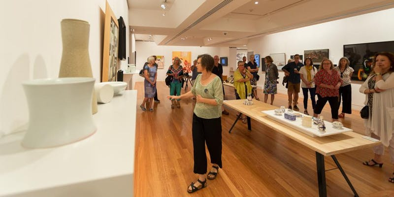 STILL Exhibition: Guided Tour - noon