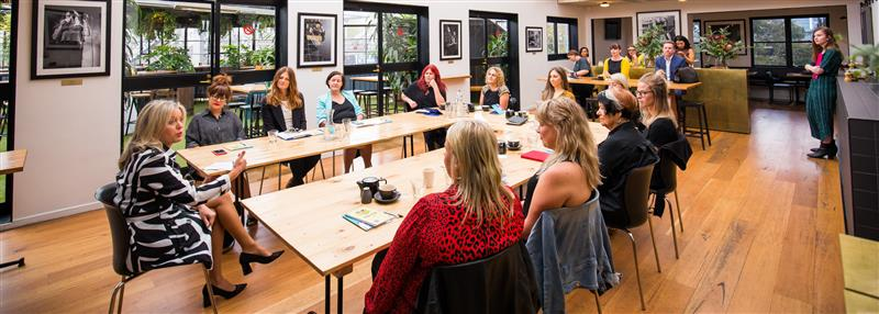 MUSIC VICTORIA LAUNCH THE SECOND INSTALMENT OF WOMEN'S LEADERSHIP PROGRAM, CULTIVATE