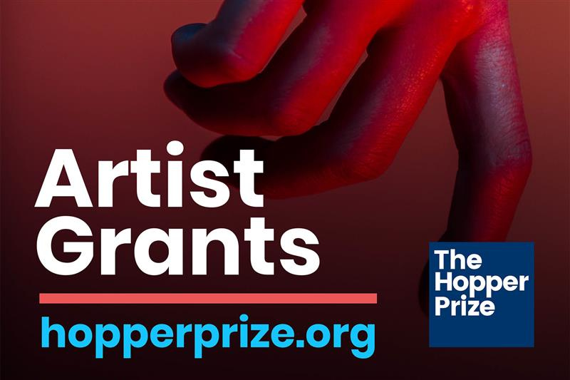 Grants for Artists & Photographers