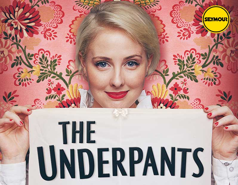 Steve Martin's hilarious comedy The Underpants comes to Seymour Centre