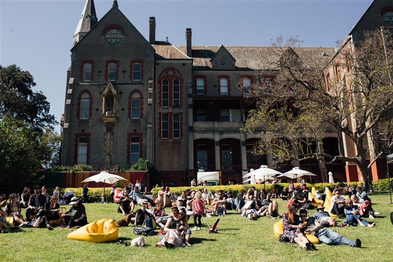 Open Spaces arts and music festival returns to Abbotsford Convent