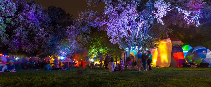 The Village Festival will take over Melbourne's Edinburgh Gardens for one last time