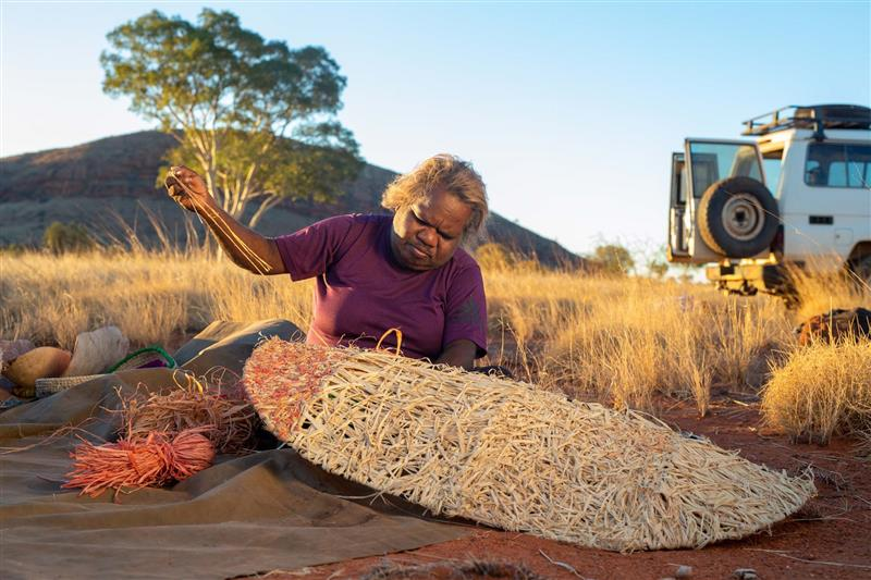 Huge Aboriginal art festival begins in South Australia