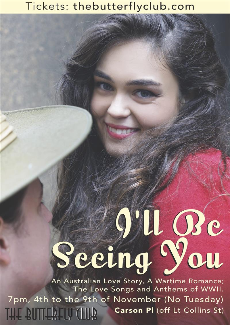 'll Be Seeing You- The Love Songs & Anthems of WWII.