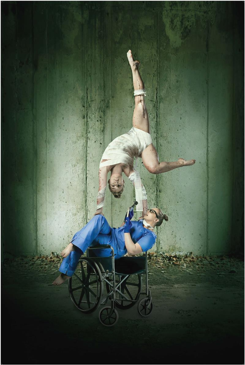 National Institute of Circus Arts presents Sick