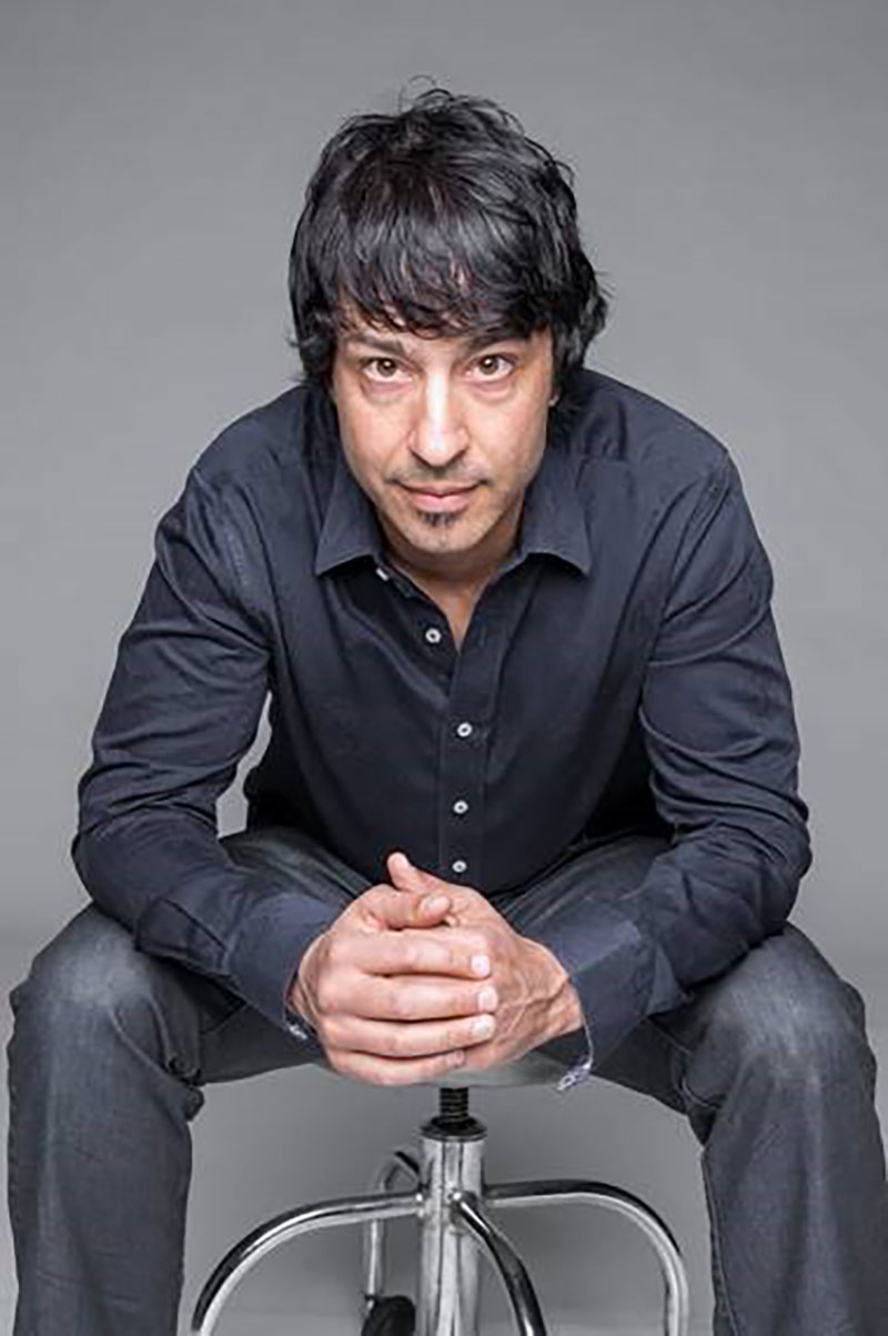 ARJ BARKER RETURNS TO COMEDY WITH HIS BRAND NEW SHOW WE NEED TO TALK AT THE SUTHERLAND ENTERTAINMENT CENTRE