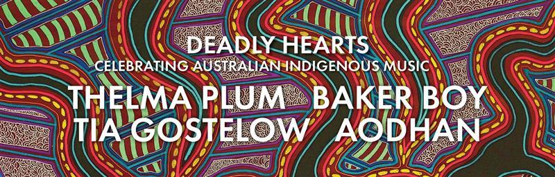 Deadly Hearts: A Celebration of Australian Indigenous Music Coming To Adelaide Cabaret Festival