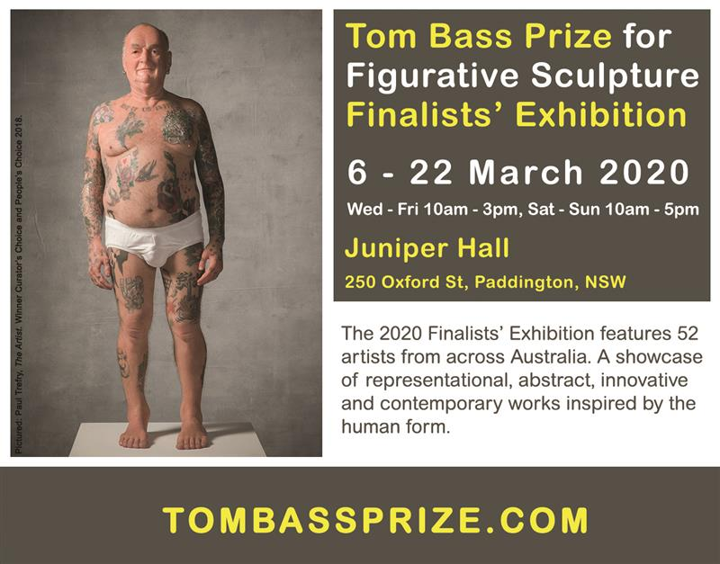 Tom Bass Prize 2020 Finalists Exhibition