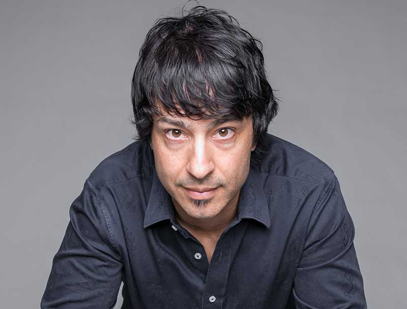 Arj Barker Tours New Show: We Need To Talk