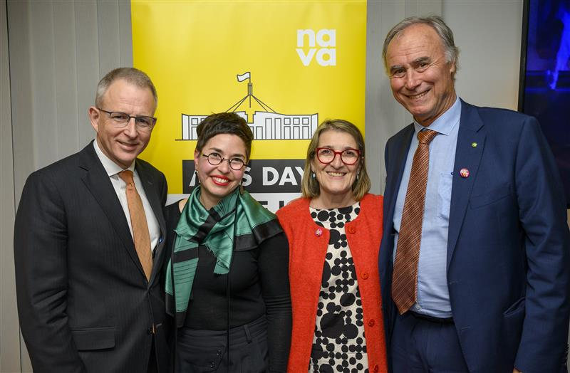 NAVA reveals Arts Day on the Hill 2020 date for ambitious national advocacy at this critical time