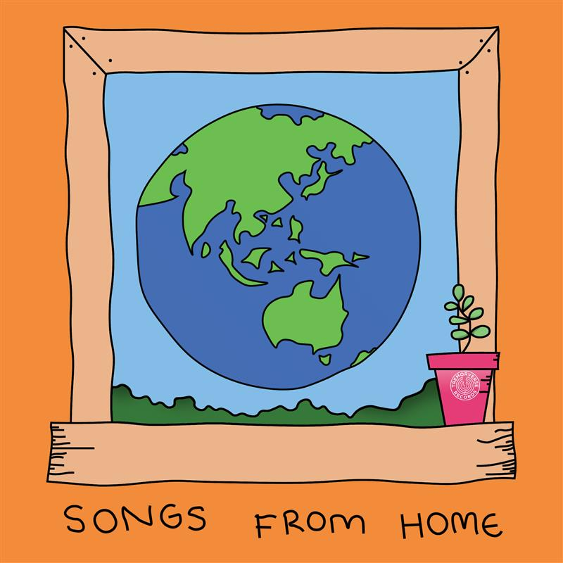 Tremorverse Records in partnership with Box Hill Institute present international isolation Compilation - Songs From Home - and you can be a part of it