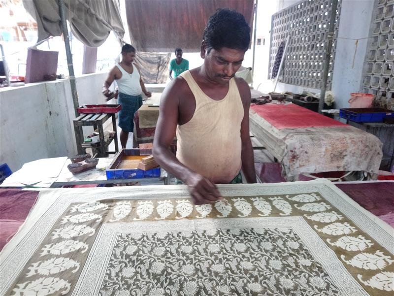 Kalamkari Art: Elegance at an expense