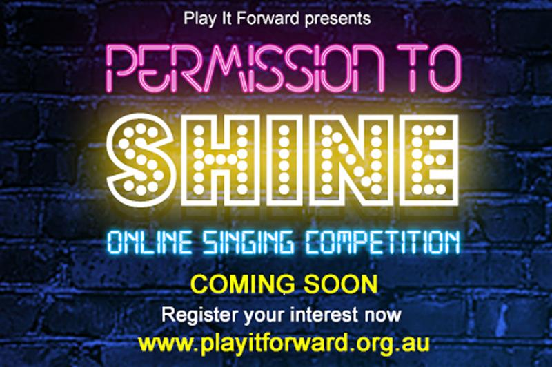 Permission To Shine