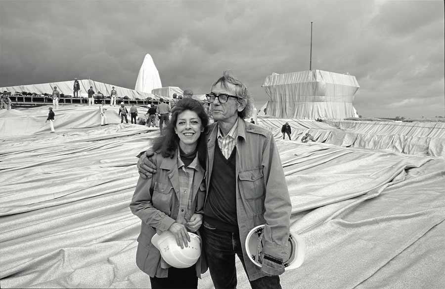 Christo and Jeanne-Claude