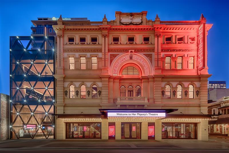 Her Majestys Theatre Raises Curtain On $66 Million Redevelopment as First Show Announced