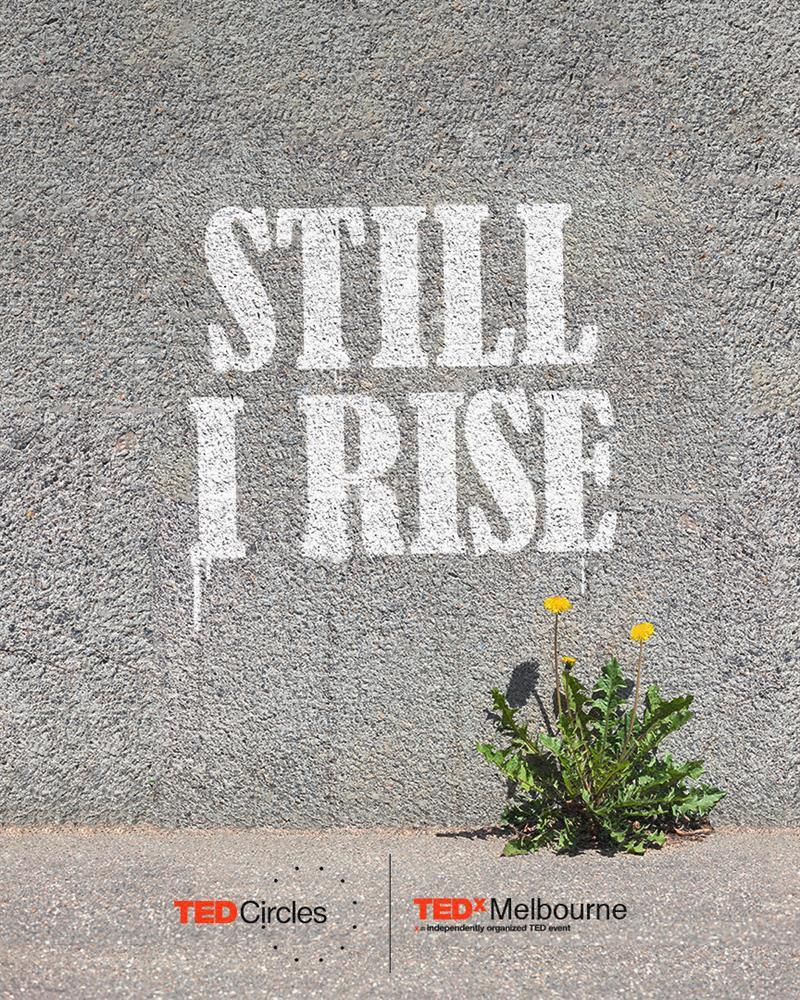 TEDxMelbourne Circle: Still I Rise (Resilience)