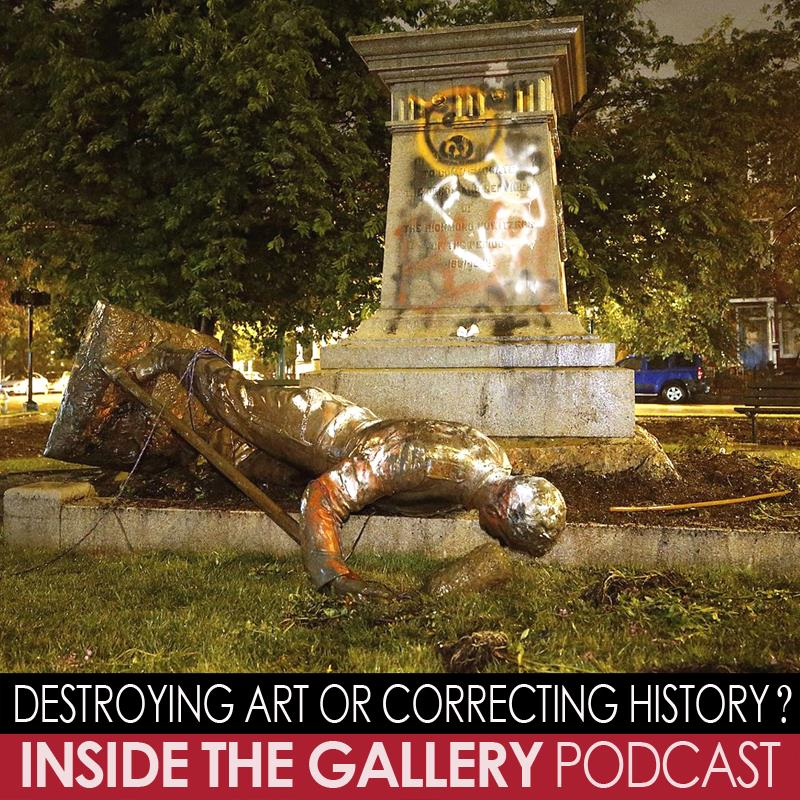 Inside The Gallery podcast- Latest edition