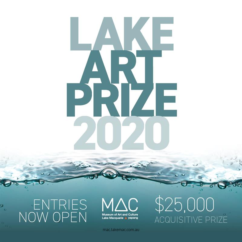$25,000 national art prize launches in Lake Mac