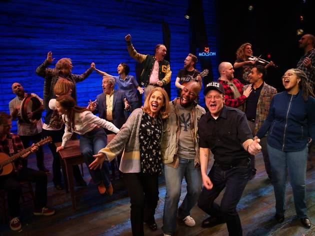 Tickets On Sale Today for COME FROM AWAY Rescheduled Season