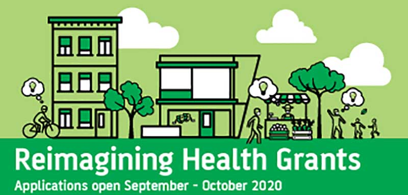 Reimagining Health: A VicHealth Partnership Grant