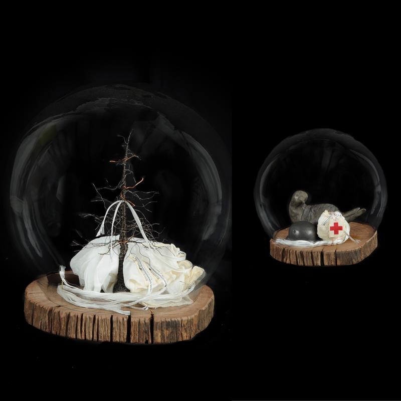 SNOW GLOBE | Lisa Sewards