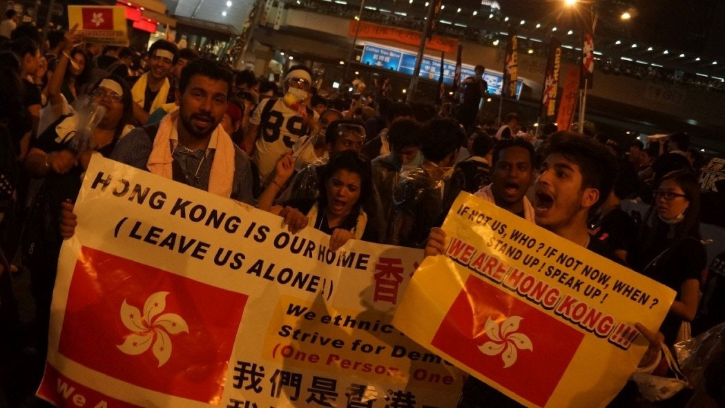 Hong Kongs Ethnic Minorities Confront New National Security Law