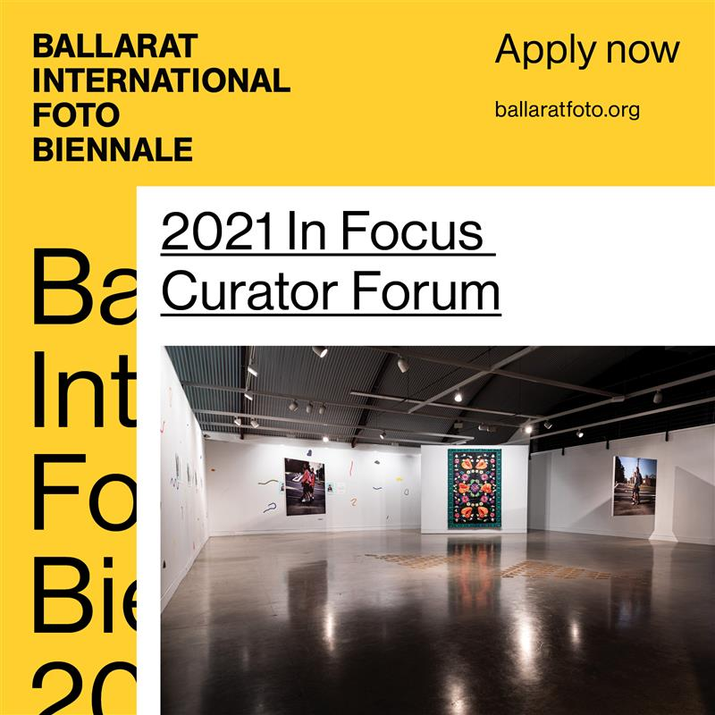 Callout for Curators: 2021 In Focus Curator Forum