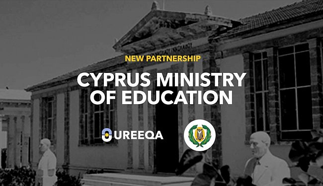 UREEQAs Extraordinary Partnership with the Ministry of Education in Cyprus
